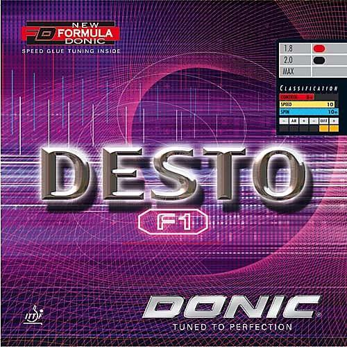 Donic Belag Desto F1