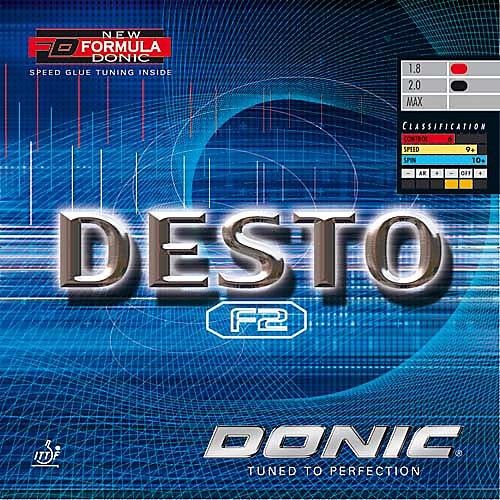 Donic Belag Desto F2