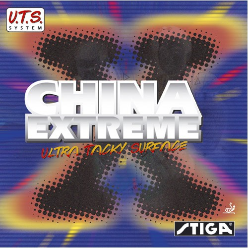 Stiga Belag China Extreme