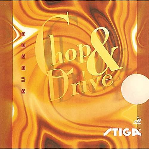Stiga Belag Chop & Drive