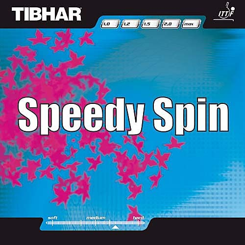 Tibhar Belag Speedy Spin