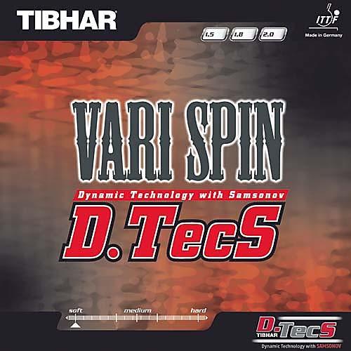 Tibhar Belag Vari Spin D.Tec.S.