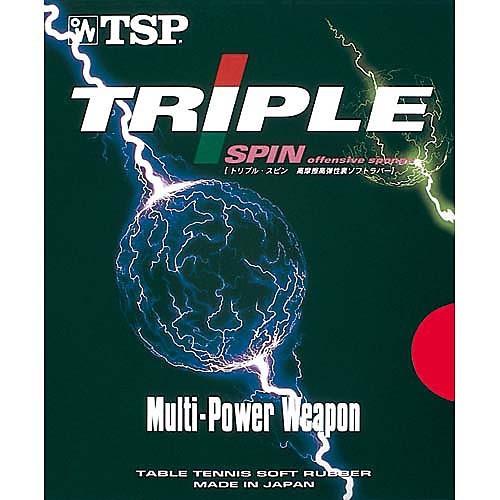 TSP Belag Triple Spin