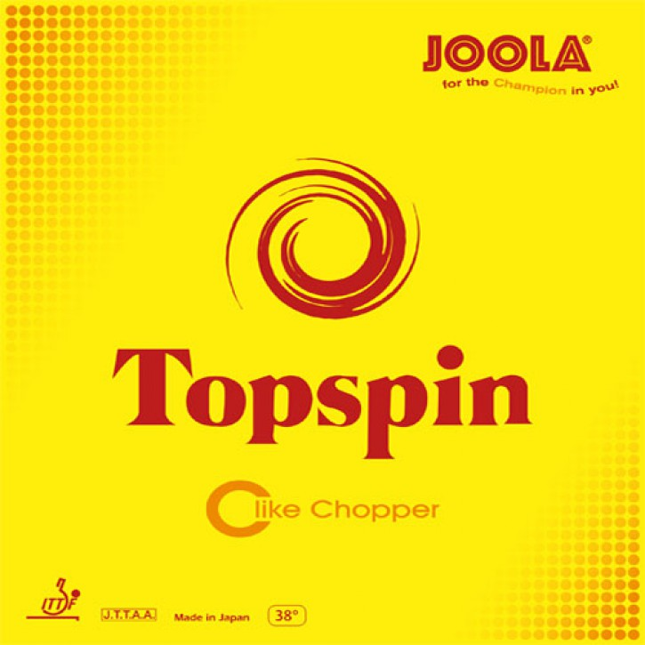 Joola Belag Topspin C (Chopper)