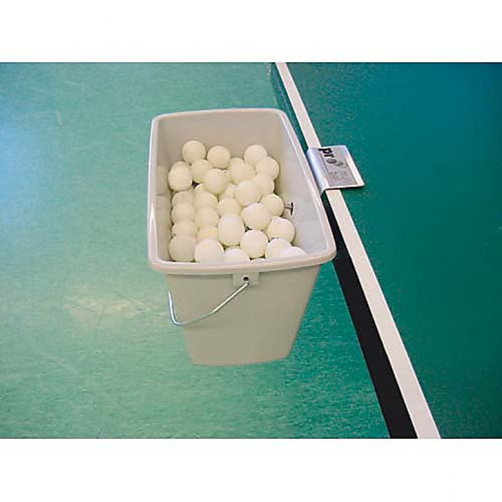 Grey Box (Ballbehälter incl. Halterung)