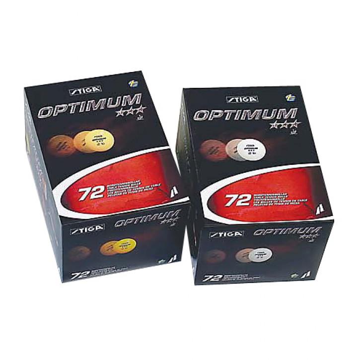 Stiga Optimum 72er Pack