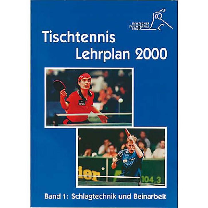 DTTB-Lehrplan Band 1: Schlagtechnik + Beinarbeit