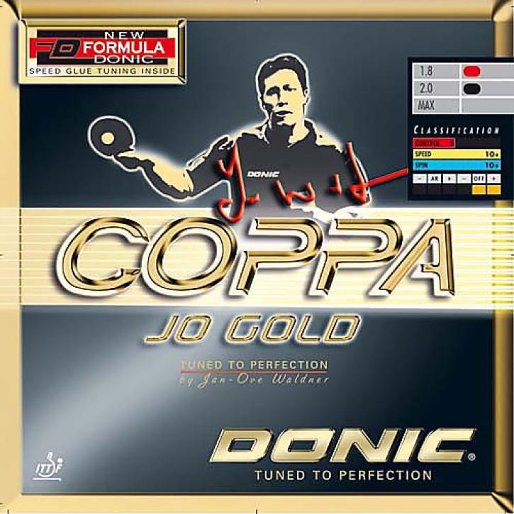Donic Belag Coppa JO Gold
