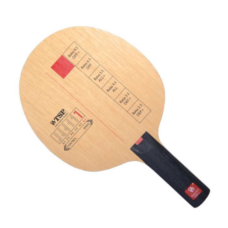 TSP Holz Balsa/Glasfiber 8,5 Top-Speed