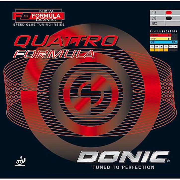 Donic Belag Quattro Formula