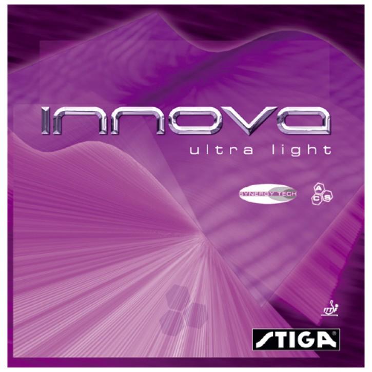 Stiga Belag Innova Ultra Light Synergy Tech