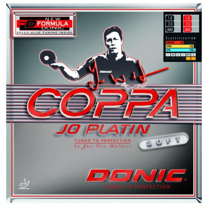 Donic Belag Coppa Jo Platin Soft