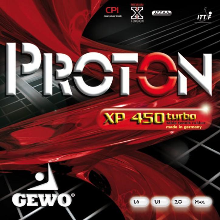 Gewo Belag Proton XP 450 turbo