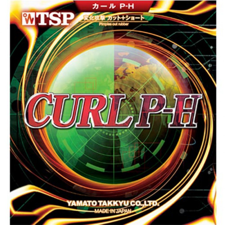 TSP Belag Curl P-H