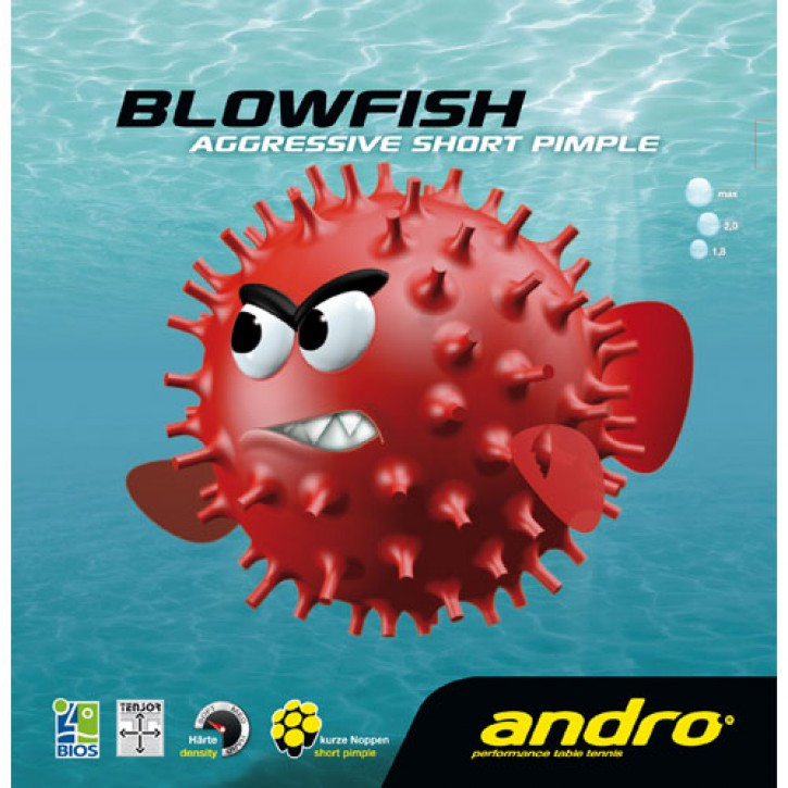 Andro Belag Blowfish