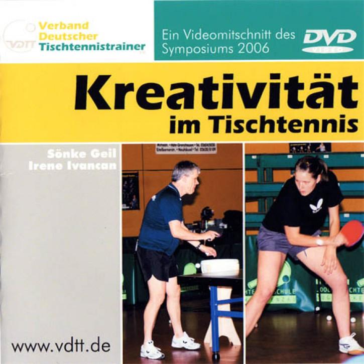 VDTT DVD Kreativität im Tischten