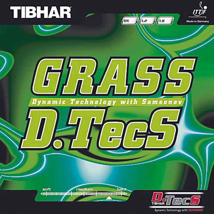 Tibhar Belag Grass D.Tecs Spezial