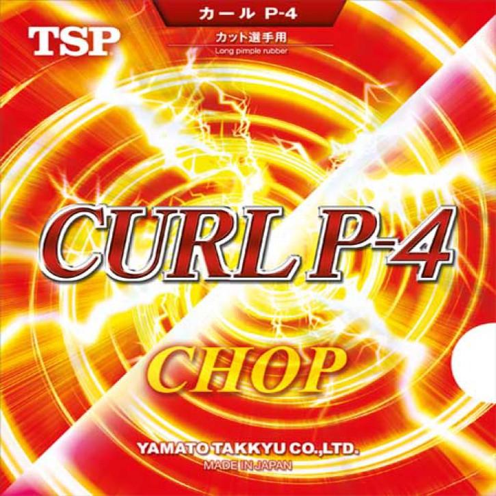 TSP Belag Curl P-4