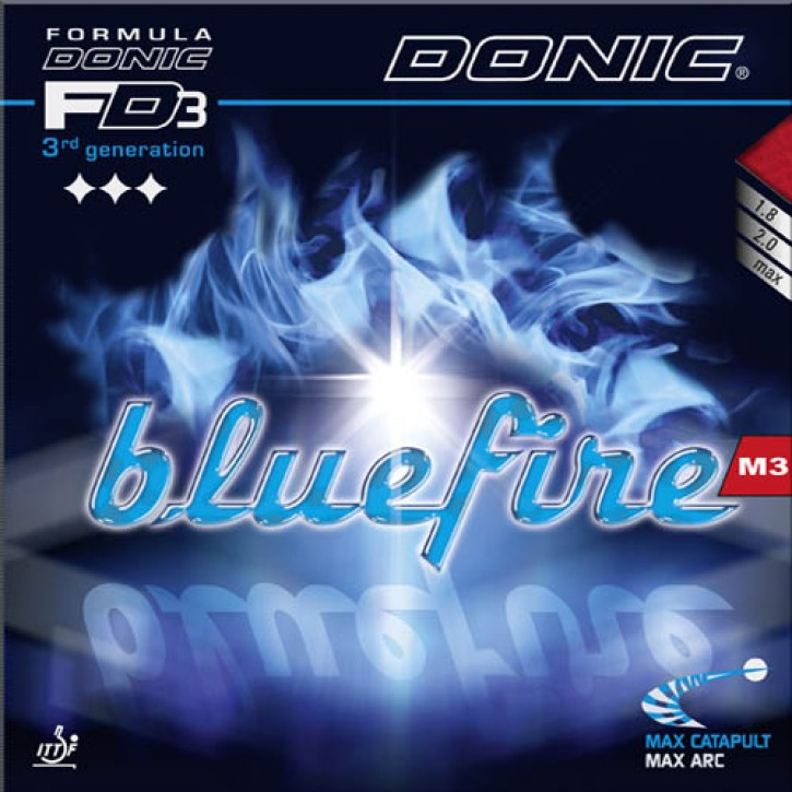 Donic Belag Bluefire M3