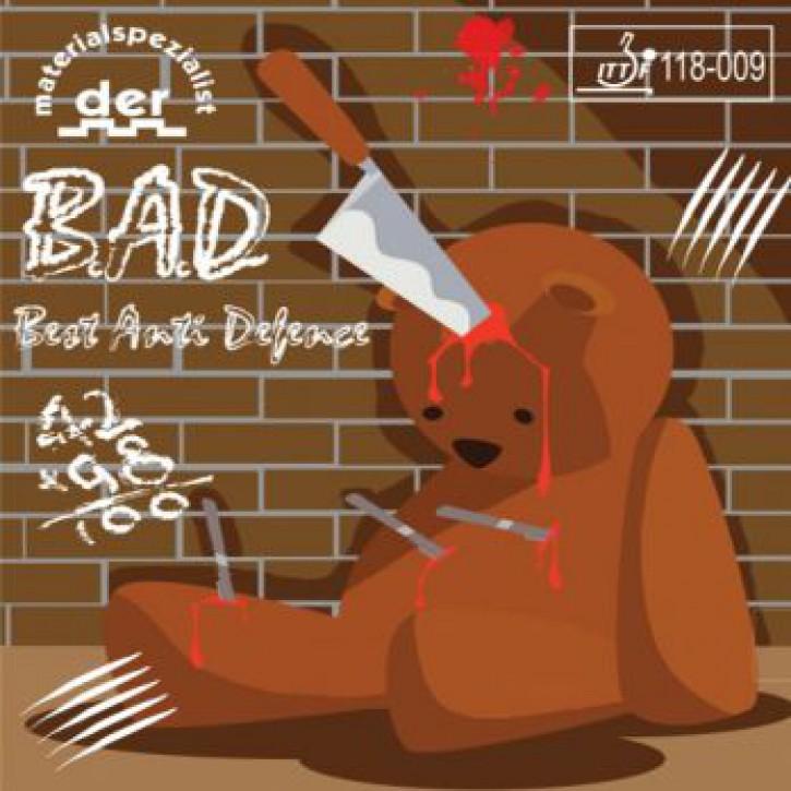 Der Materialspezialist BAD Best Anti Defence