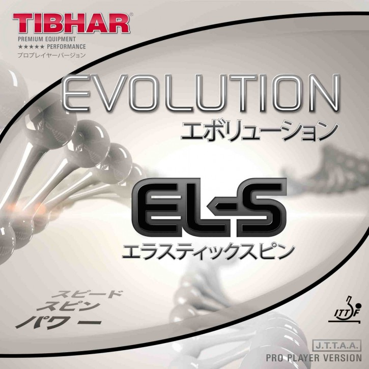 Tibhar Belag Evolution EL-S