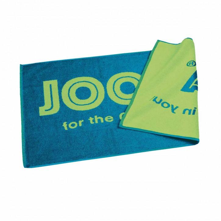 Joola Handtuch 17 grün/hellblau