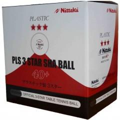 Nittaku Ball SHA *** 40+ 120er