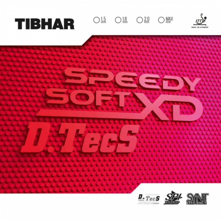 Tibhar Belag Speedy  Soft XD D.Tecs
