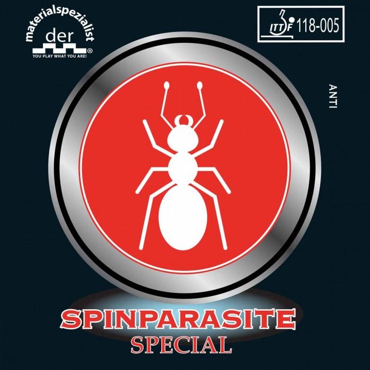 Der Materialspezialist Belag Spinparasite Special