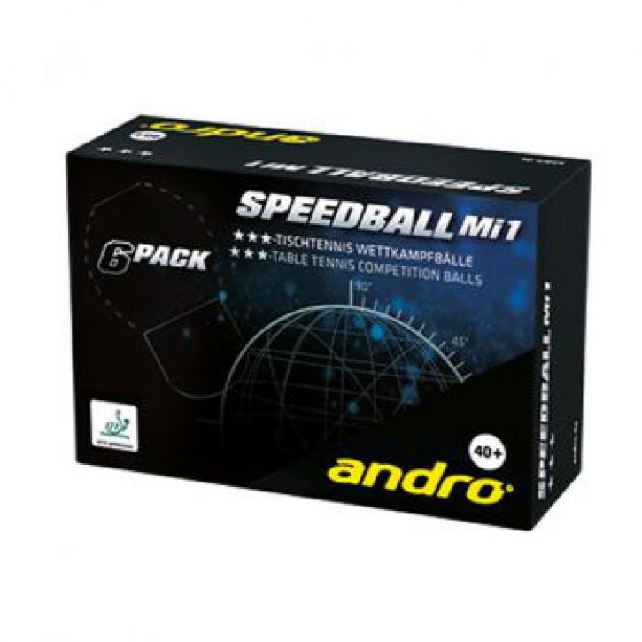 andro Speedball *** Mi 1 40+ 6er