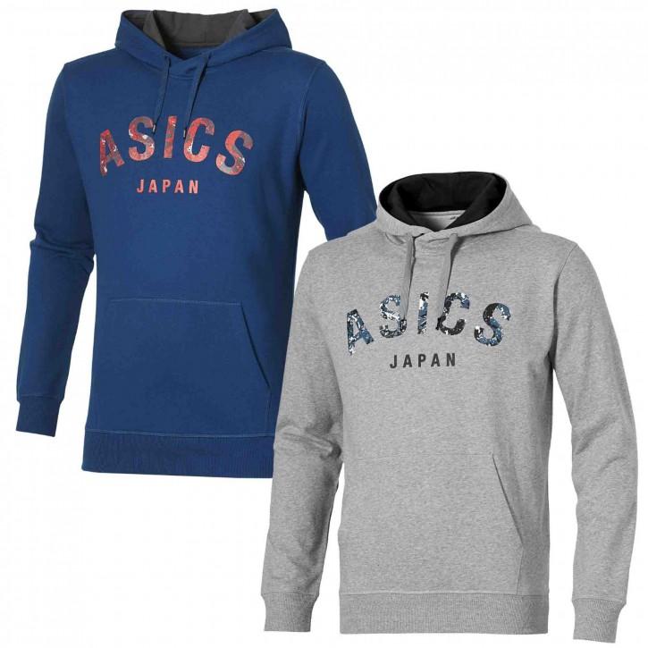 Asics Hoodie Camou Logo