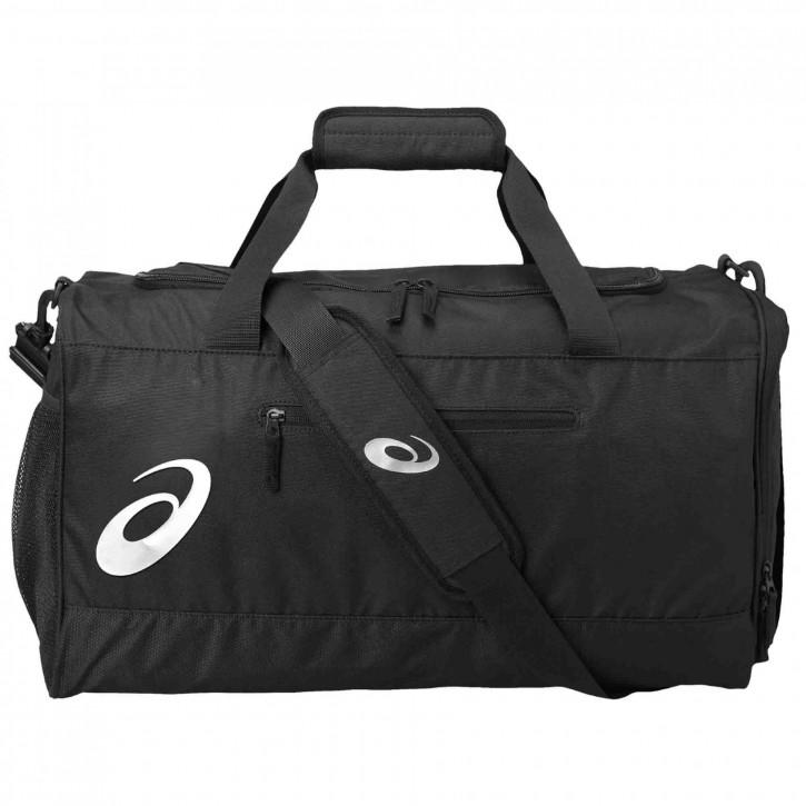 Asics Tasche Core Holdall M schwarz
