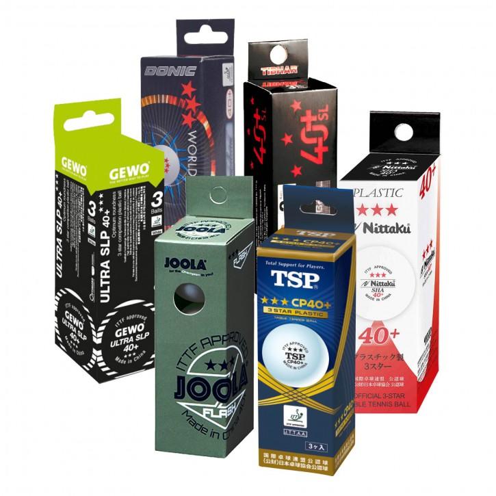Ballmix 6 x 3er Schachteln Paket 1