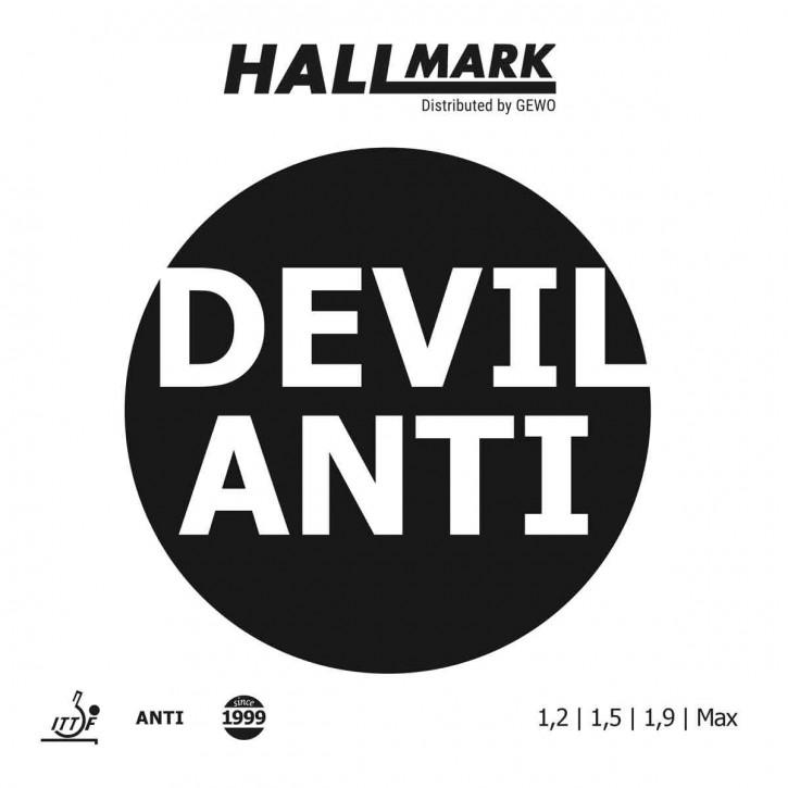 Hallmark Belag Devil - Anti