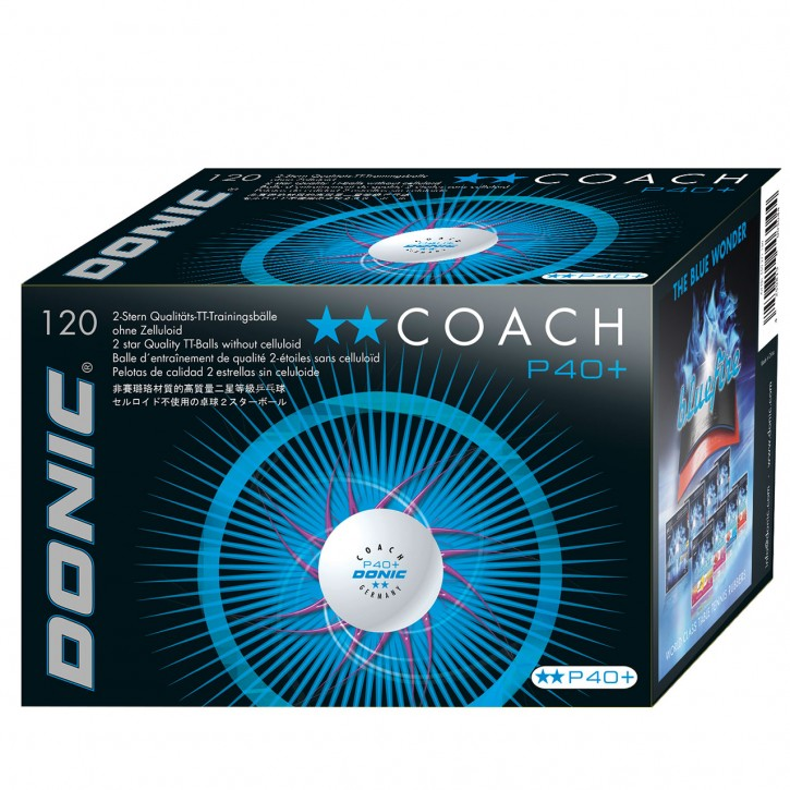 Donic Coach P40+ **