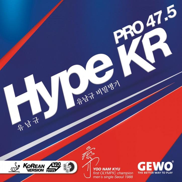 Gewo Belag Hype KR Pro 47,5
