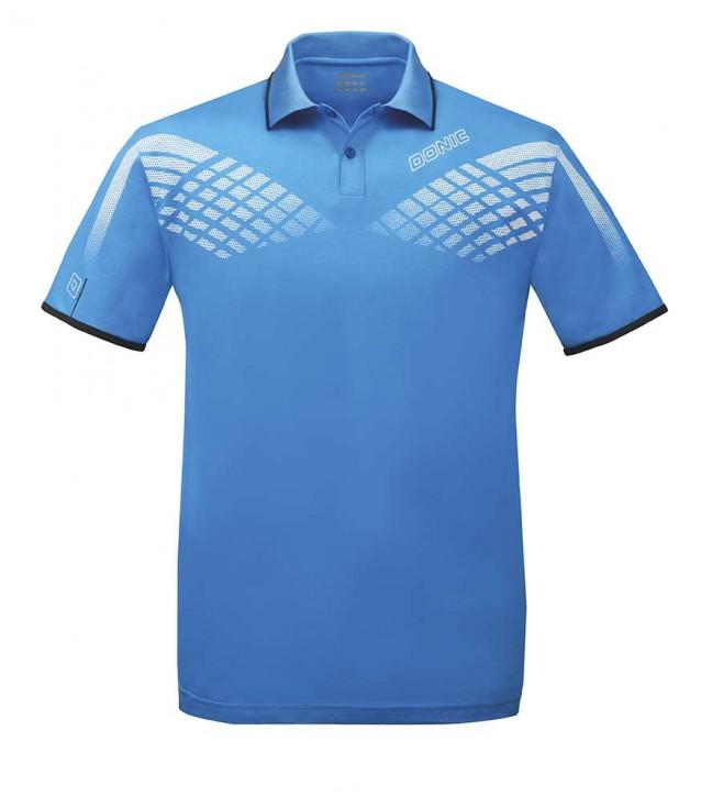 Donic Hemd Hyperflex blau