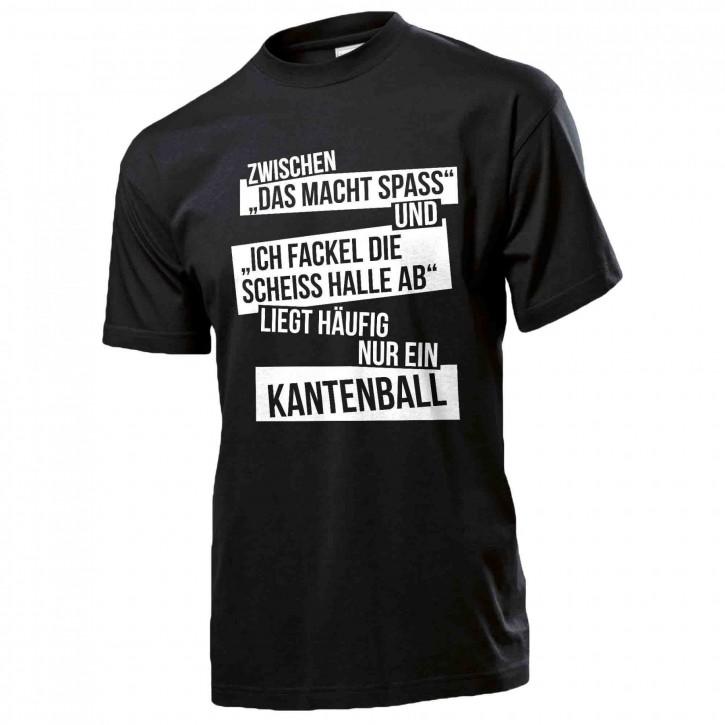 """Fun Shirt """"Kantenball"""""""