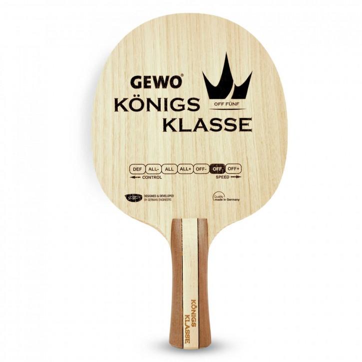 GEWO Holz Königsklasse OFF Fünf
