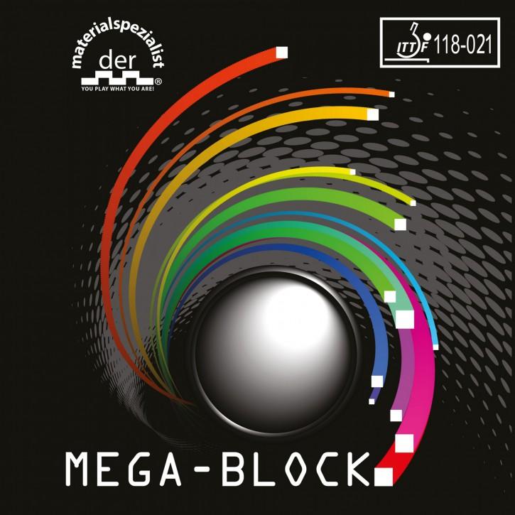 Der Materialspezialist Belag Mega Block