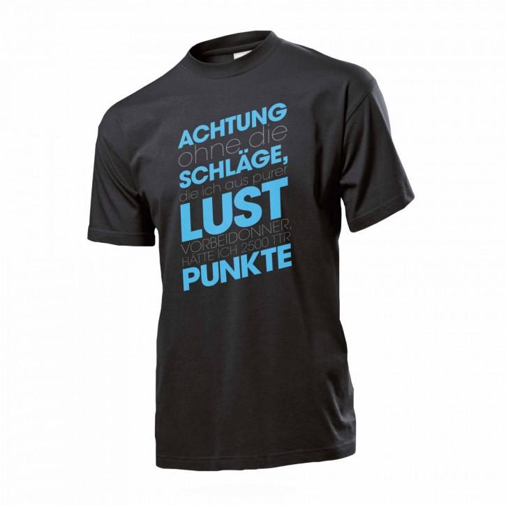 """Fun T-Shirt """"Pure Lust"""""""