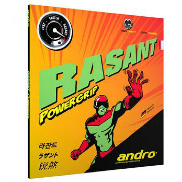 Andro Rasant Power Grip