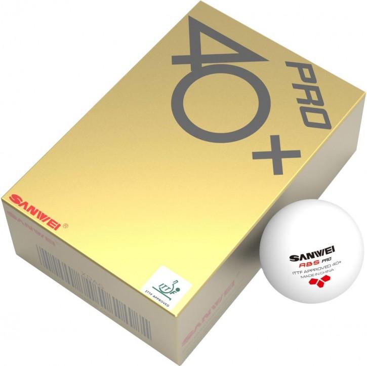 Sanwei Ball ABS 40+ Pro *** 72er