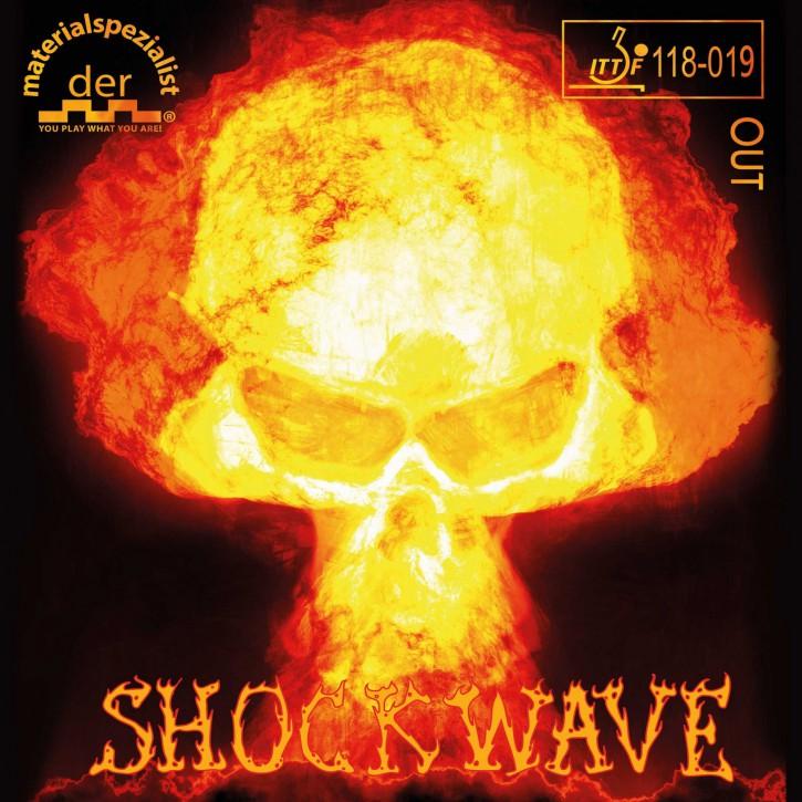 Der Materialspezialist Belag Shockwave