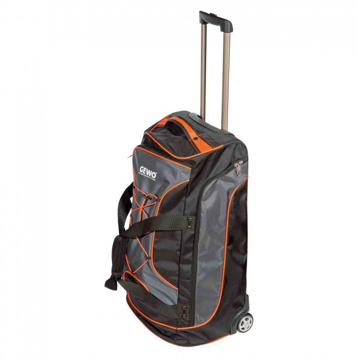Gewo Trolley Style XL schwarz/orange