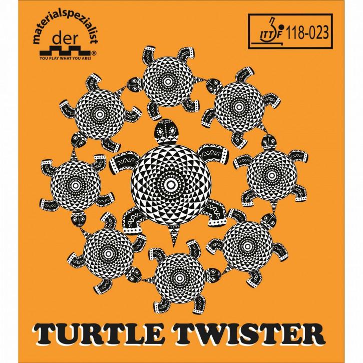 Der Materialspezialist Turtletwister